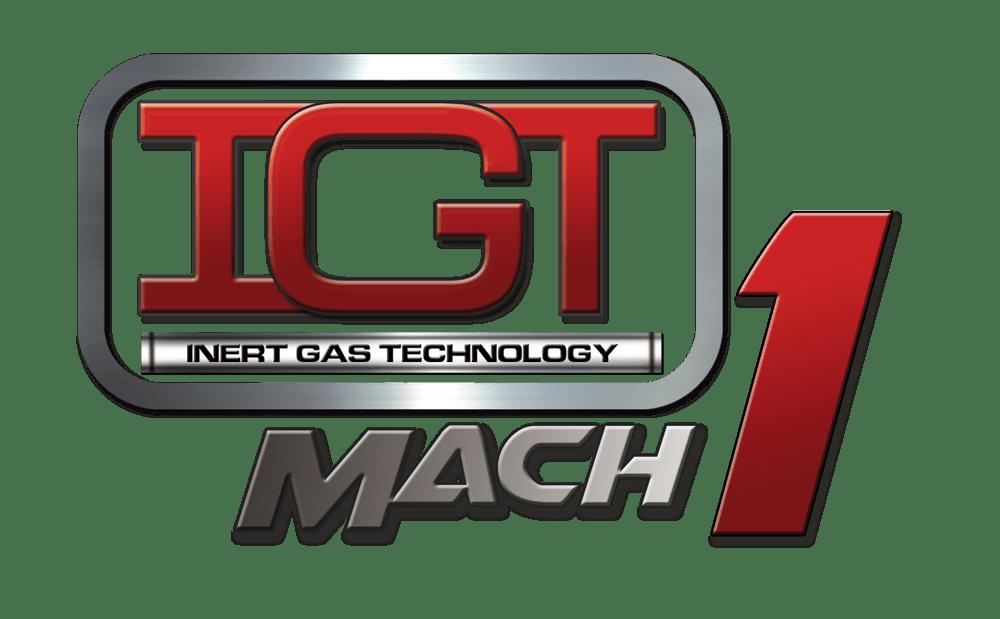 sistema igt match 1 rifles gamo